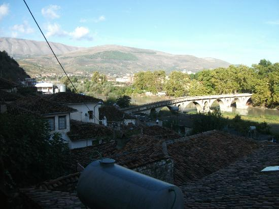 Lorenc Guesthouse & Hostel Gorica: View from guesthouse
