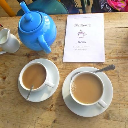 The Pantry: une bonne tasse de the