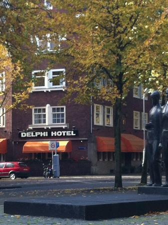 Best Western Delphi Hotel : Hotel Delphi on the Apollolaan - Amsterdam