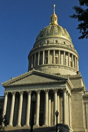 State Capitol: Capitol slight angle