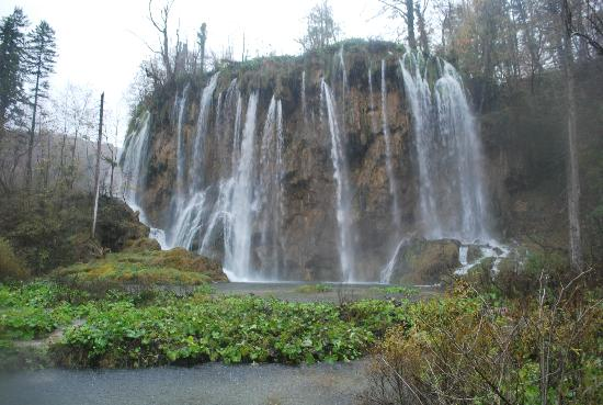 Veliki Slap : Lac supérieur