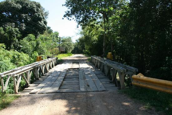 Busuanga Island Paradise: Rural Rd/Hwy near BIP