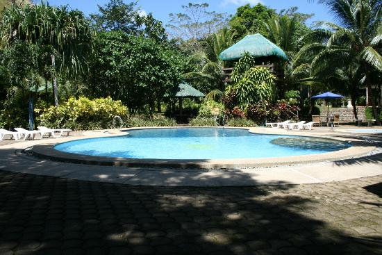 Busuanga Island Paradise: Pool area at BIP