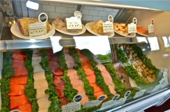 Sausalito Restaurants Seafood Peddler