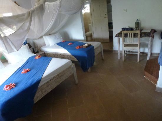 Matemwe Beach Village: Kijiji room