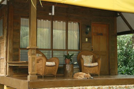 布蘇安加島天堂酒店照片