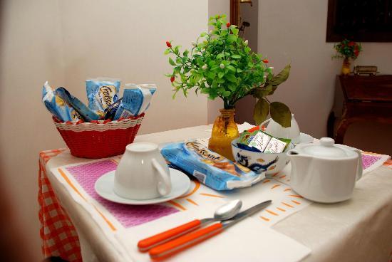 B&B Antoniettas House: La colazione