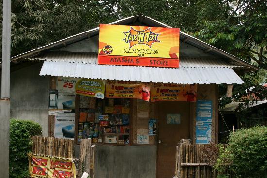 Busuanga Island Paradise: Local Store