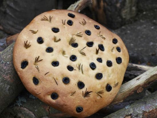 Bread in Fife: Focaccia