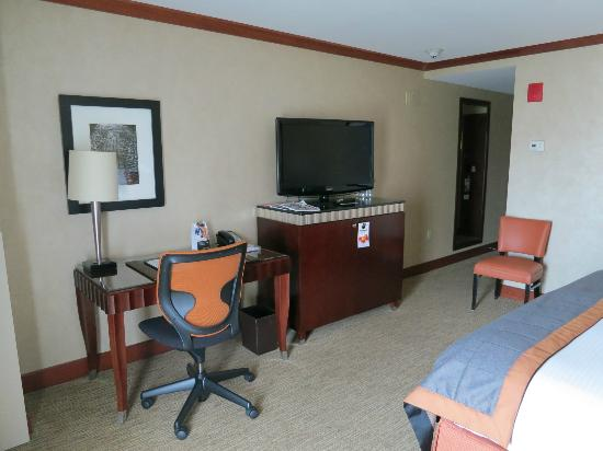 The Bostonian Boston: Room again