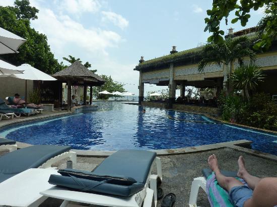 بيلانجي بالي هوتل آند سبا: Really great pool