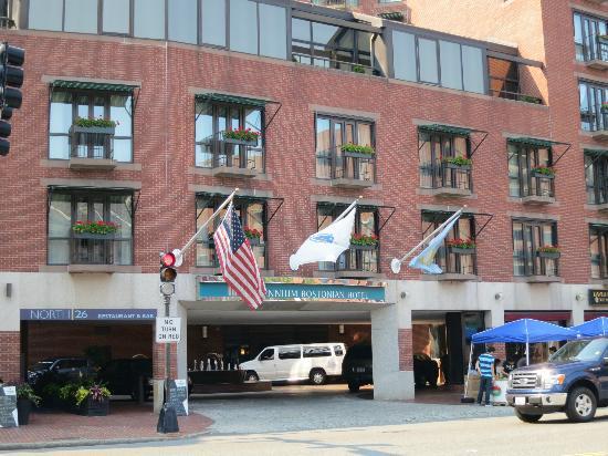 ميلينيوم بوسطونيان هوتل بوسطن: Hotel