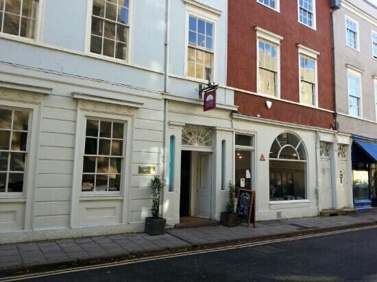 Turl Street Restaurant Oxford
