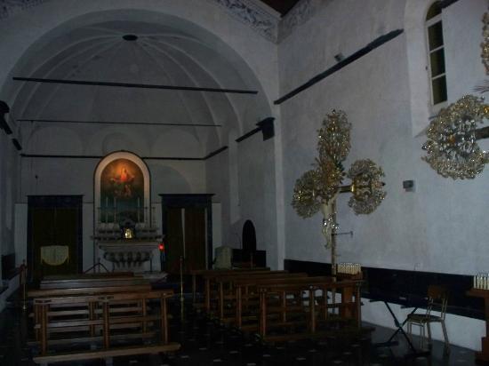 Portofino, Italy: interno