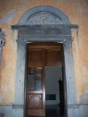 Portofino, İtalya: portale