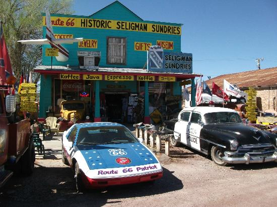 The Historic Seligman Sundries