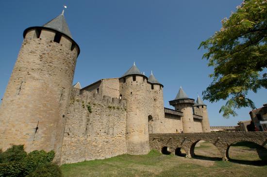 Domaine Michaud: cité Carcassonne