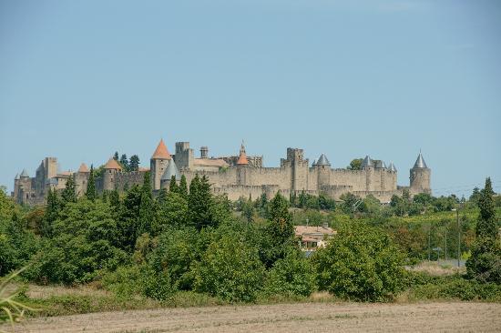 Domaine Michaud: Carcassonne cité
