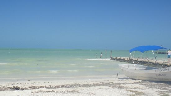 Villas HM Paraiso del Mar: holbox town beach