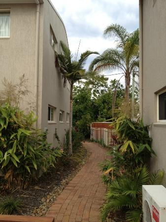 Noosa Sun Motel & Holiday Apartments: Motel