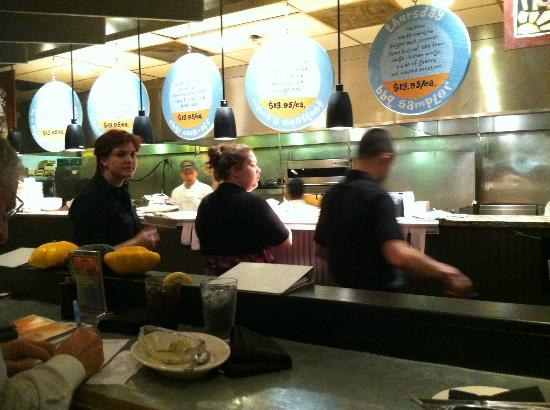 Zingerman's Roadhouse: Eat at the counter if you are a party of one or two!