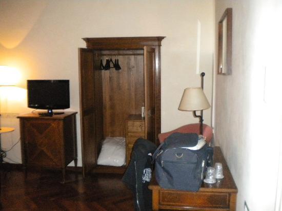 Hotel Fortuna: Camera