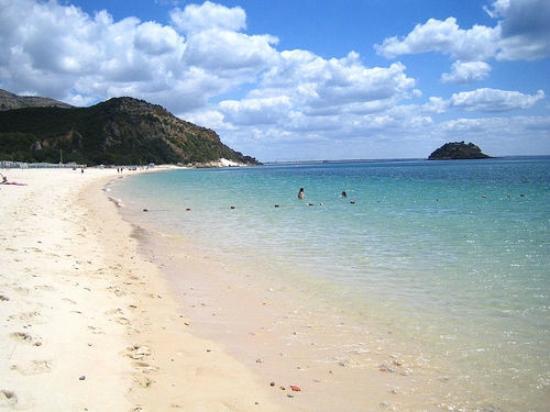 Arr bida vista de tr ia picture of arrabida natural park - Natura portugal ...