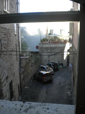 Hotel Fortuna: Vista