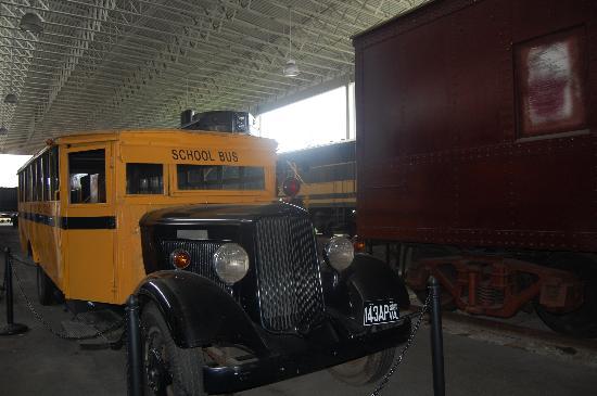 Virginia Museum of Transportation: Roanoke Tr\nsport 3