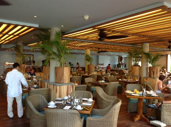 Kempinski Seychelles Resort: Breakfast Buffet