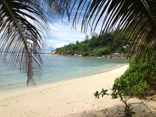 Kempinski Seychelles Resort: Private beach