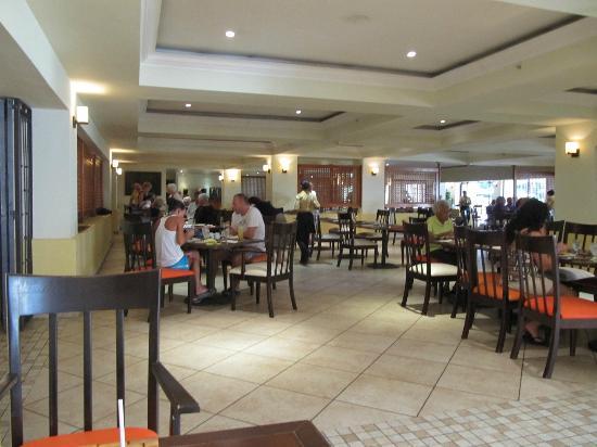 Barcelo Aruba: Buffet Dining area