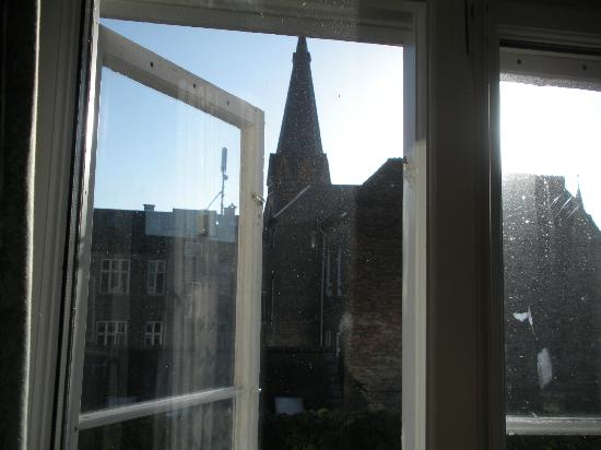 Savoy Hotel: Church Steeple