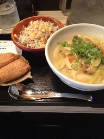 Curry Udon Senkichi Bakurocho