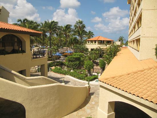 Barcelo Aruba: Pool Area