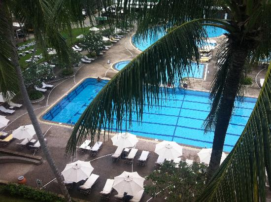 Le Meridien Phuket Beach Resort: View from the balcony