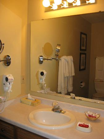 Newport Resort, bathroom