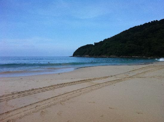 Le Meridien Phuket Beach Resort: The private beach