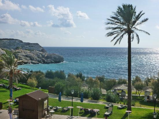 Atlantica Imperial Resort & Spa: View from hotel 