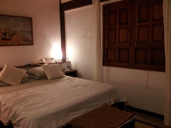 Posada Albacora: Habitación