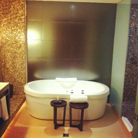 Azul Beach Hotel: bathroom