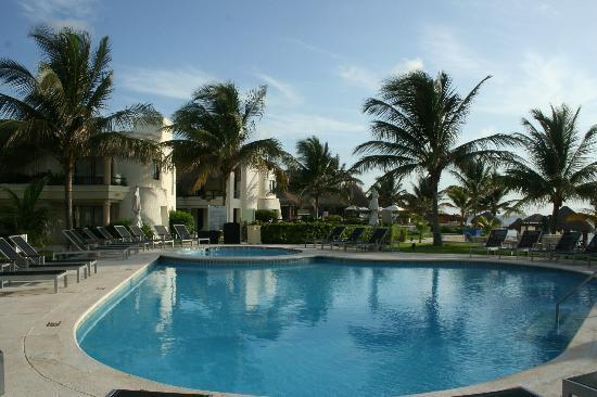 hotel picture of azul beach resort riviera maya puerto. Black Bedroom Furniture Sets. Home Design Ideas