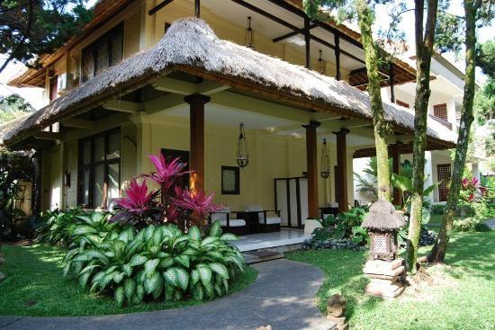 Pertiwi Resort & Spa: Bungalow