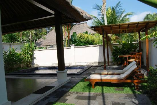 Pertiwi Resort & Spa: Private Villa Pool