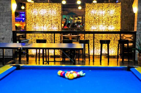 Matabungkay Beach Resort & Hotel: game area