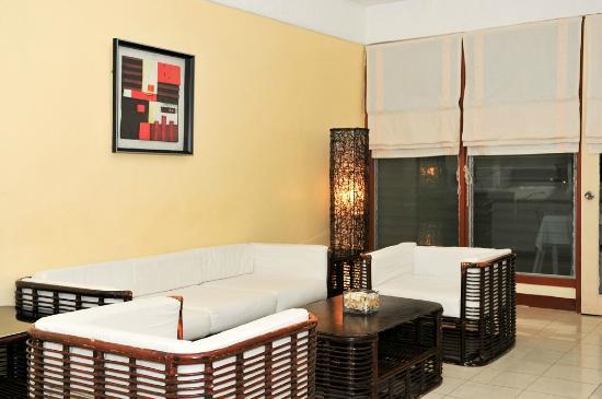 Matabungkay Beach Resort & Hotel: living area
