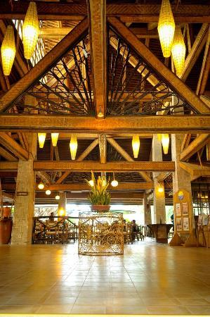 Lobby Picture Of Matabungkay Beach Resort Amp Hotel Lian