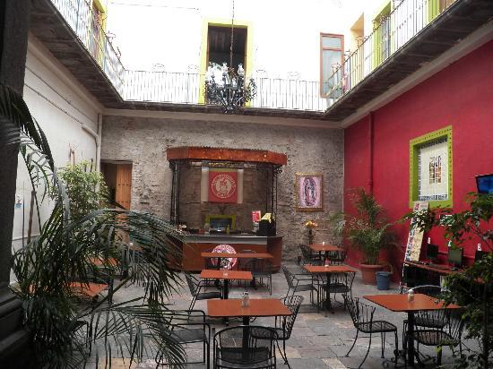 Hostal Santo Domingo: comedor