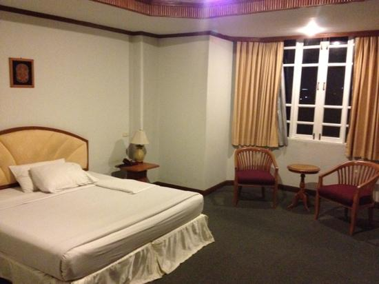 Hermitage Resort & Spa: Room