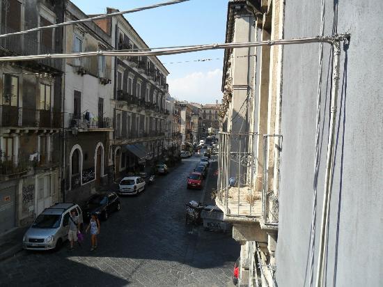 Bed & Breakfast Globetrotter Catania: la strada verso il centro